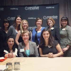 With Resolve: National Infertility Association