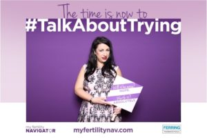 Raising awareness around infertility