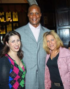 Darryl Strawberry Michele Balan