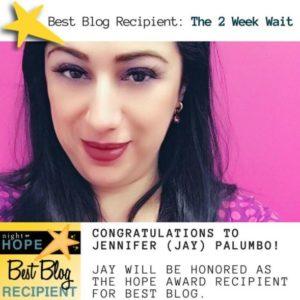 Resolve Jay Award