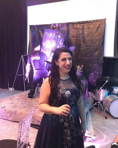 Co-Hosted PCOS Challenge Fundraiser