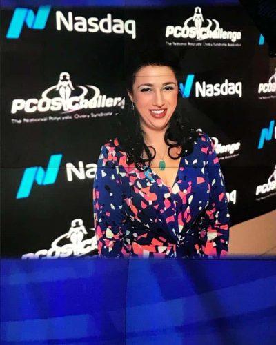 Me at NASDAQ